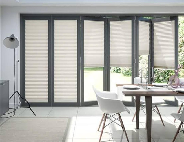 DGU Glass Blinds